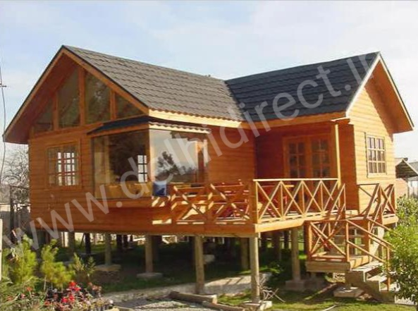 High Quality Wooden Houses