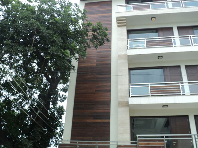 Exterior Wood Cladding Images Galleries With A Bite
